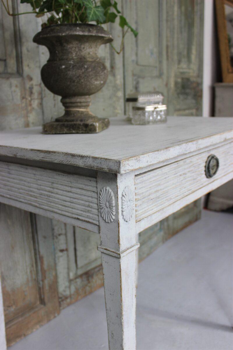 Unikt Svensk dame skrivebord i Gustaviansk stil fra år 1900